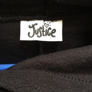 Justice Jackets & Coats - Justice Hoodie